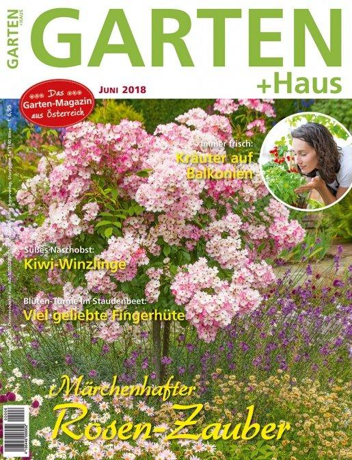 GARTEN+HAUS Ausgabe 6/2018