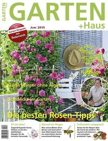 GARTEN+HAUS Ausgabe 6/2015