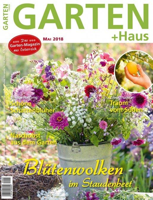GARTEN+HAUS Ausgabe 5/2018