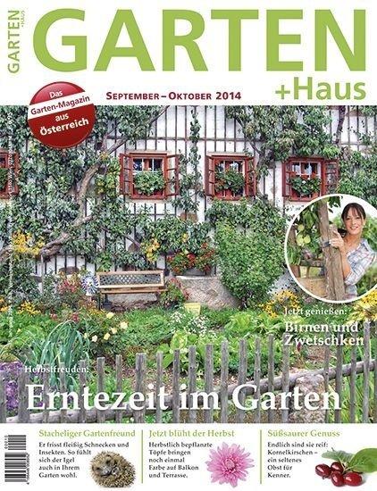 GARTEN+HAUS Ausgabe 9-10/2014