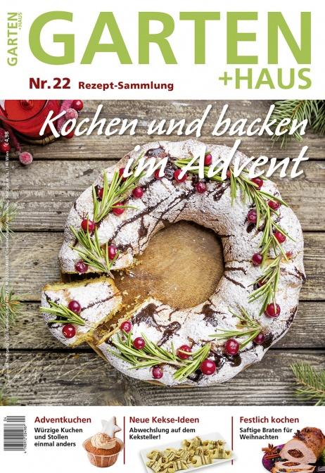 Rezept-Sammlung 22 – Kochen und backen im Advent