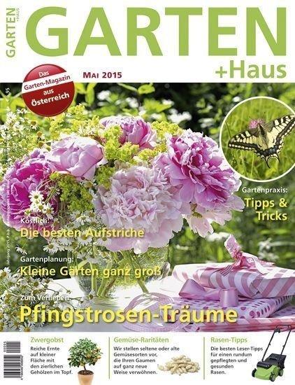 GARTEN+HAUS Ausgabe 5/2015