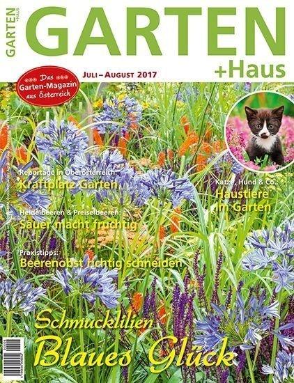 GARTEN+HAUS Ausgabe 7-8/2017