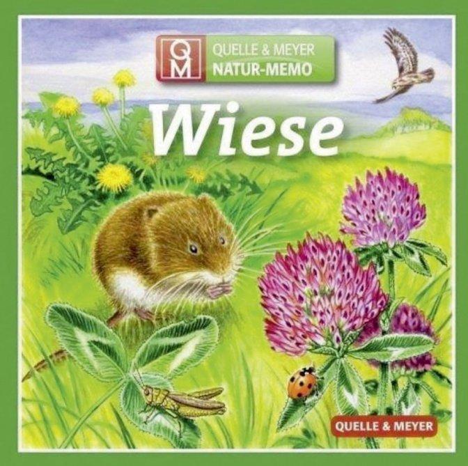 """Natur-Memory """"Wiese"""""""