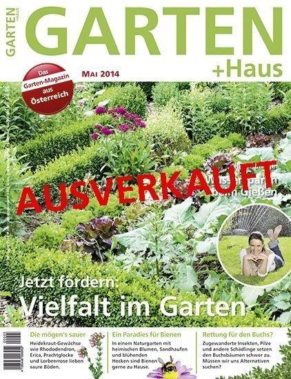 GARTEN+HAUS Ausgabe 5/2014