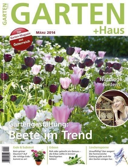 GARTEN+HAUS Ausgabe 3/2014
