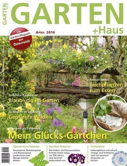 GARTEN+HAUS Ausgabe 4/2016