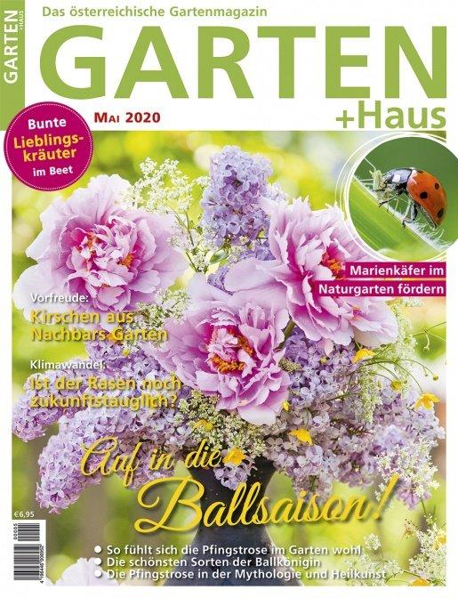 GARTEN+HAUS Ausgabe 5/2020