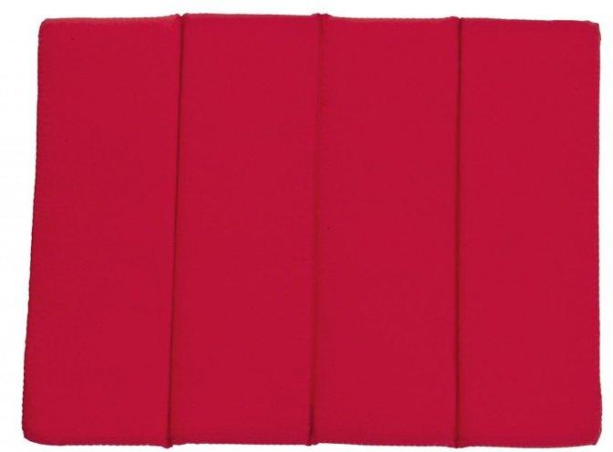 Sitzkissen rot