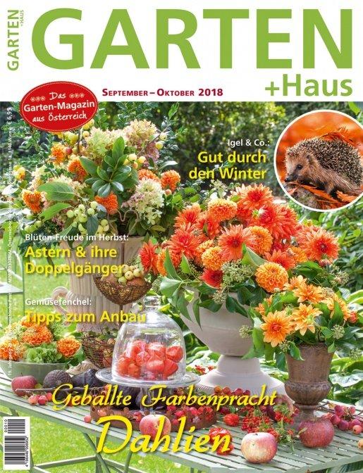 GARTEN+HAUS Ausgabe 9-10/2018