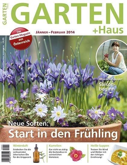 GARTEN+HAUS Ausgabe 1-2/2014