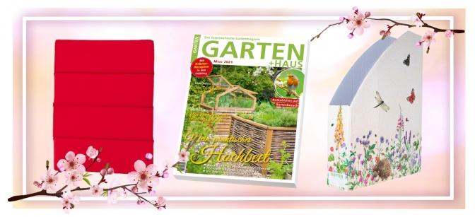 Frühlingsabo GARTEN + HAUS