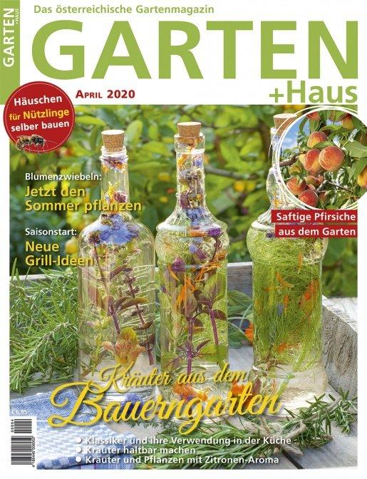 GARTEN+HAUS Ausgabe 4/2020