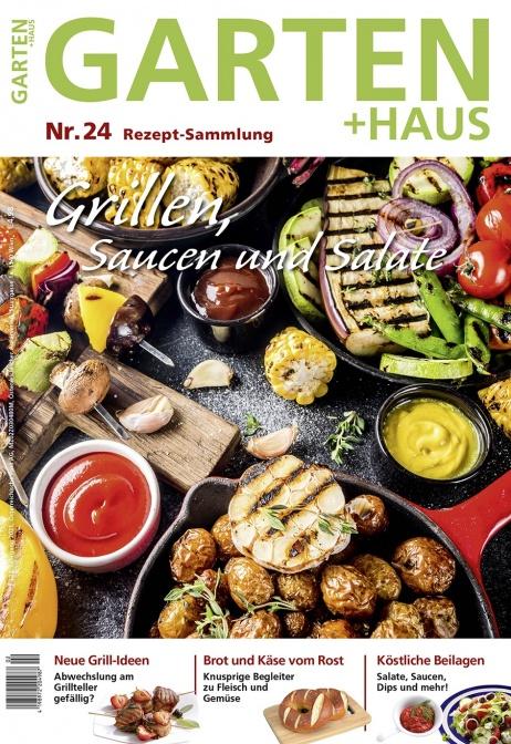 Rezept-Sammlung 24 – Grillen, Saucen und Salate