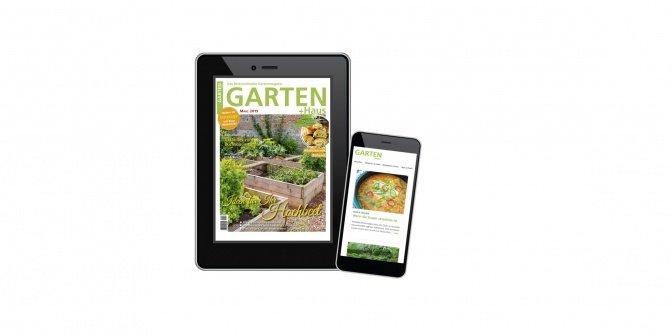 GARTEN+HAUS Digital-Magazin