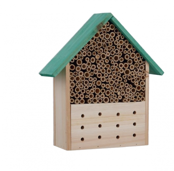 Nützlingshaus für Bienen