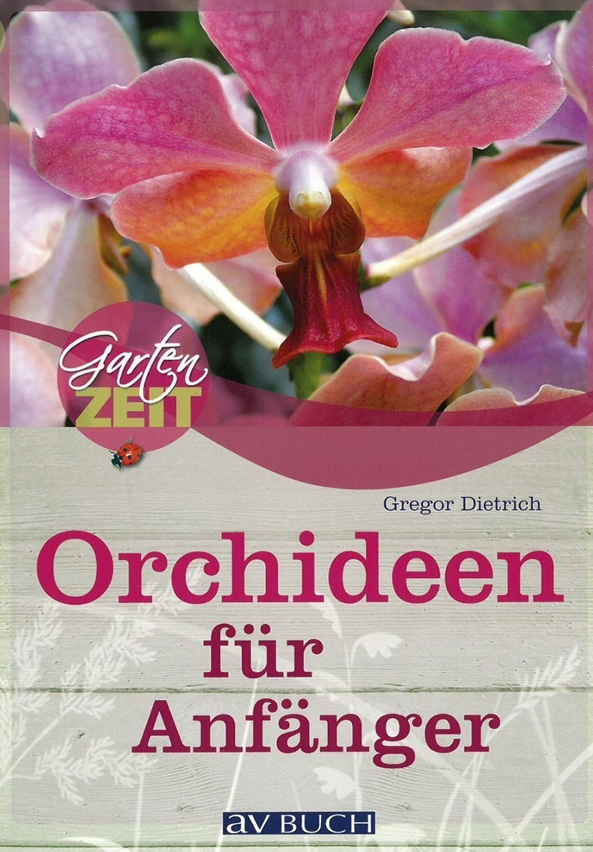 Buch: Orchideen für Anfänger