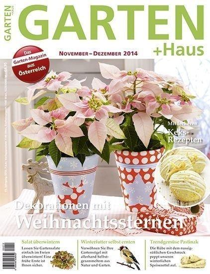 GARTEN+HAUS Ausgabe 11-12/2014