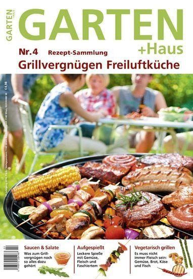 Rezept-Sammlung 4 – Grillvergnügen Freiluftküche