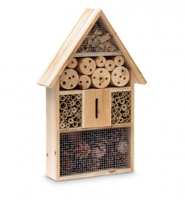 Bienen- und Käferhotel (natur)