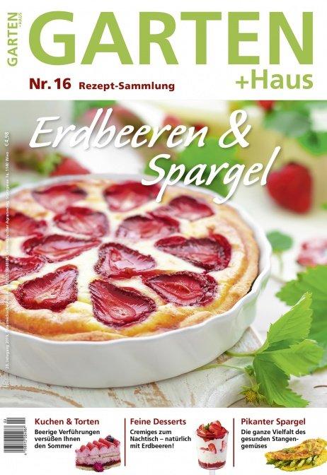 Rezept-Sammlung 16 – Erdbeeren & Spargel