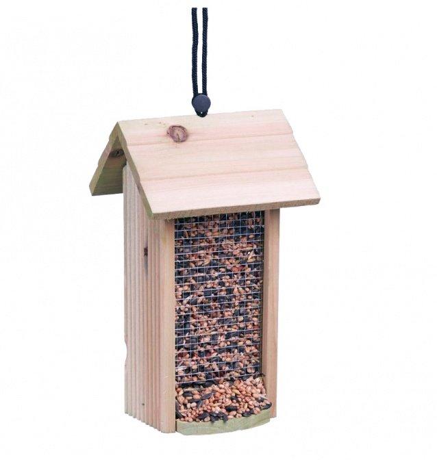 Vogelfutterstation zum Hängen