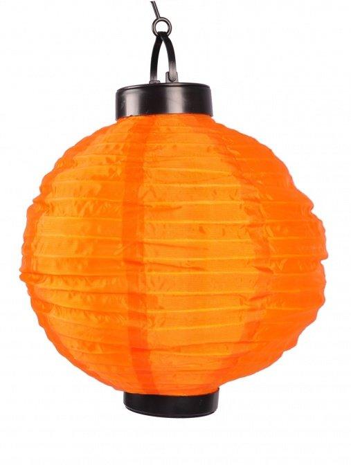 Solar-Lampion orange