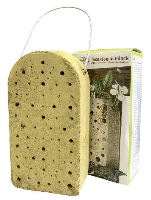 Insekten-Nistblock