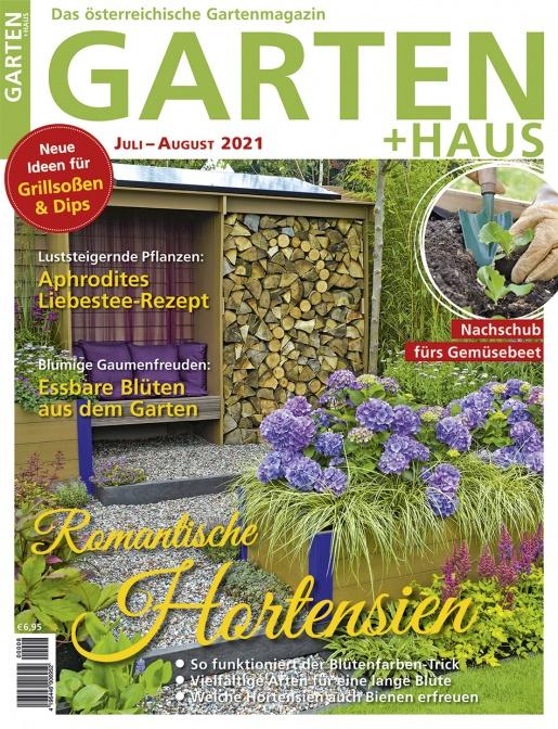 GARTEN+HAUS Ausgabe 7-8/2021