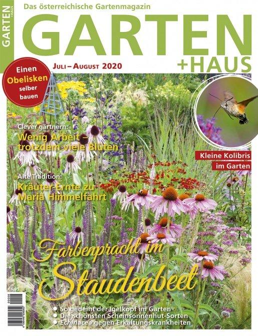 GARTEN+HAUS Ausgabe 7-8/2020