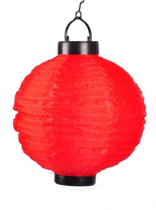 Solar-Lampion rot