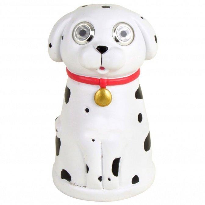 LED-Zaunfigur Hund