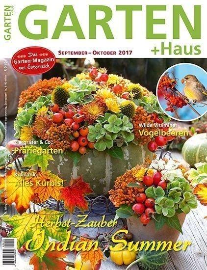 GARTEN+HAUS Ausgabe 9-10/2017