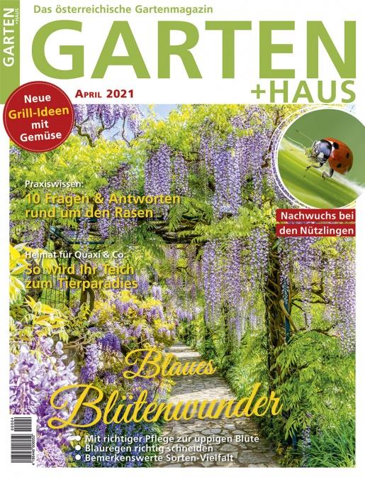 GARTEN+HAUS Ausgabe 4/2021