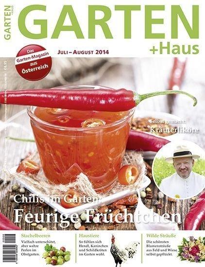 GARTEN+HAUS Ausgabe 7-8/2014
