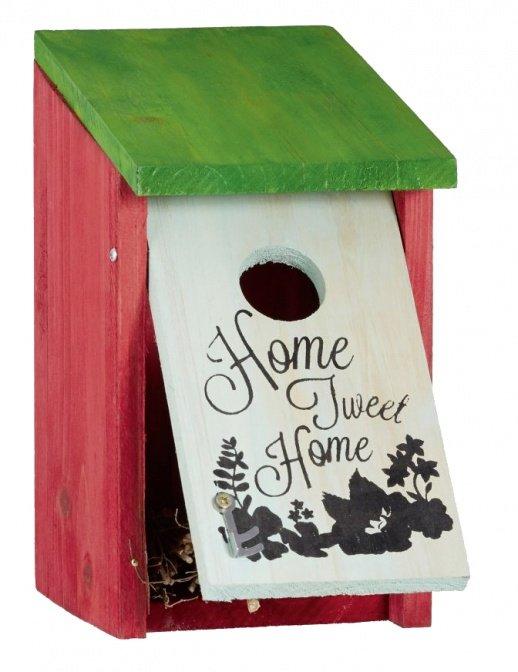 """Vogelnistkasten """"Home Tweet Home"""""""