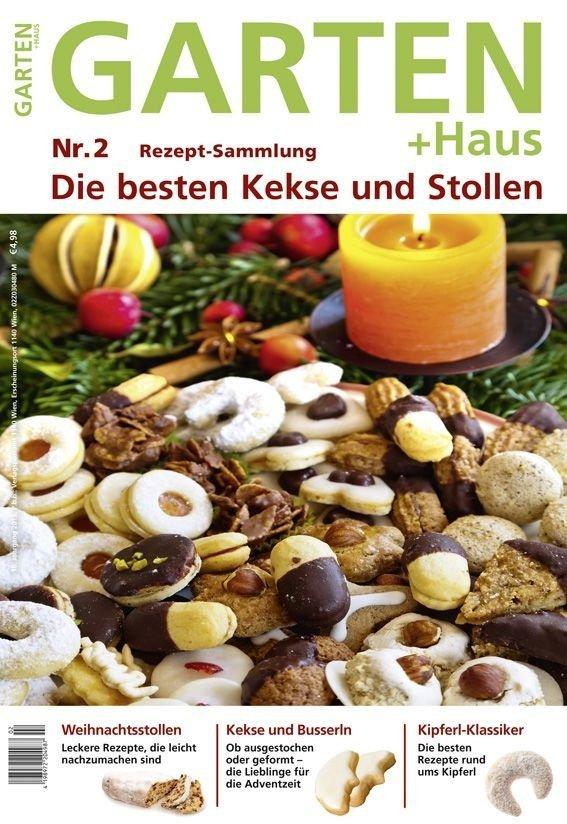 Rezept-Sammlung 2 – Die besten Kekse und Stollen