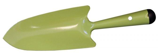 Gartenschaufel grün