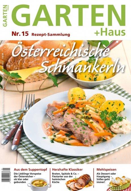 Rezept-Sammlung 15 – Österreichische Schmankerln