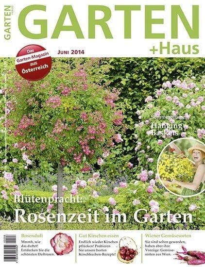 GARTEN+HAUS Ausgabe 6/2014