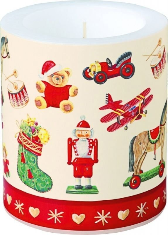 """Deko-Windlicht """"Christmas Toys"""""""