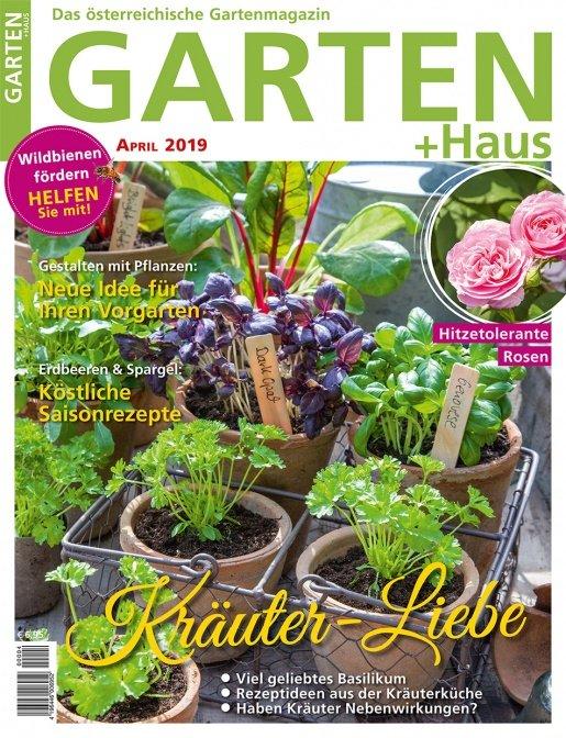 GARTEN+HAUS Ausgabe 4/2019