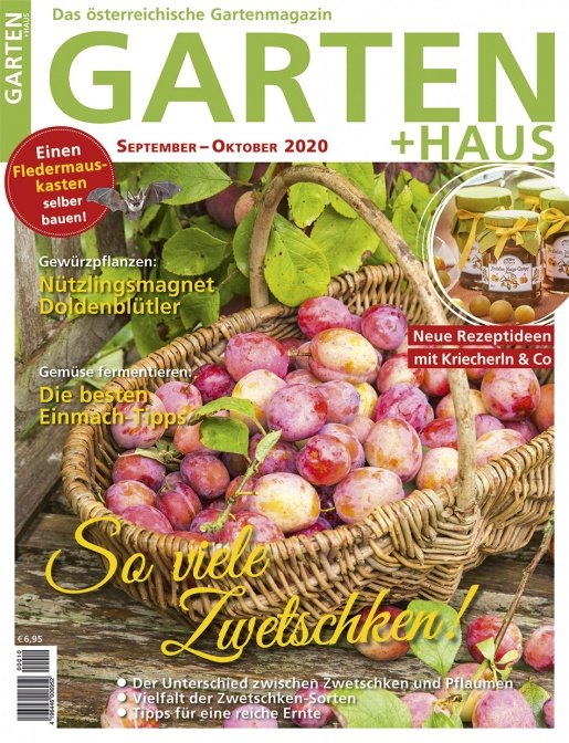 GARTEN+HAUS Ausgabe 9-10/2020
