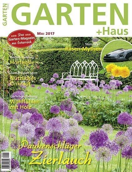 GARTEN+HAUS Ausgabe 5/2017