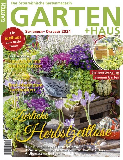GARTEN+HAUS Ausgabe 9-10/2021