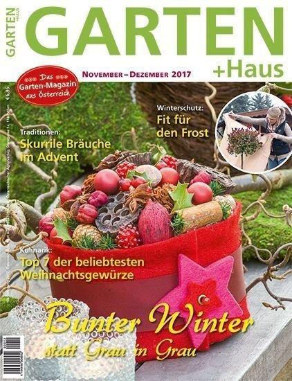 GARTEN+HAUS Ausgabe 11-12/2017