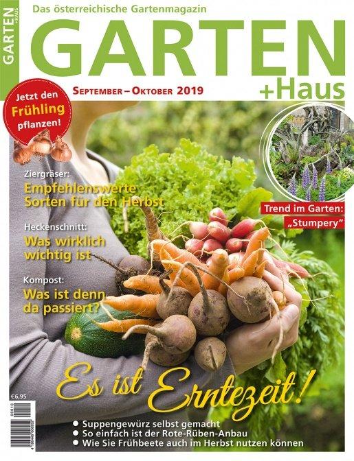 GARTEN+HAUS Ausgabe 9-10/2019