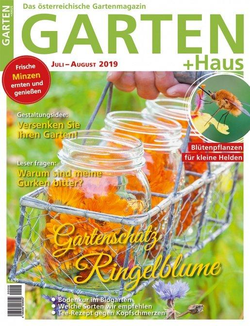 GARTEN+HAUS Ausgabe 7-8/2019