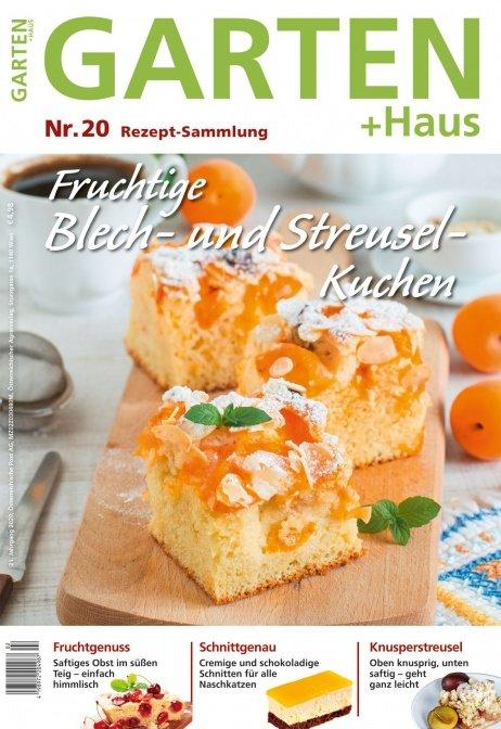 Rezept-Sammlung 20 – Blech- und Streuselkuchen