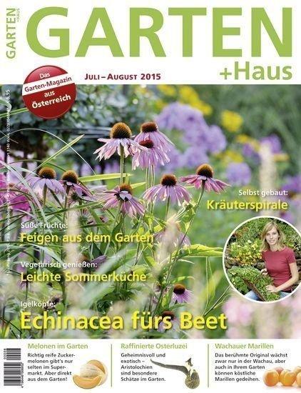 GARTEN+HAUS Ausgabe 7-8/2015